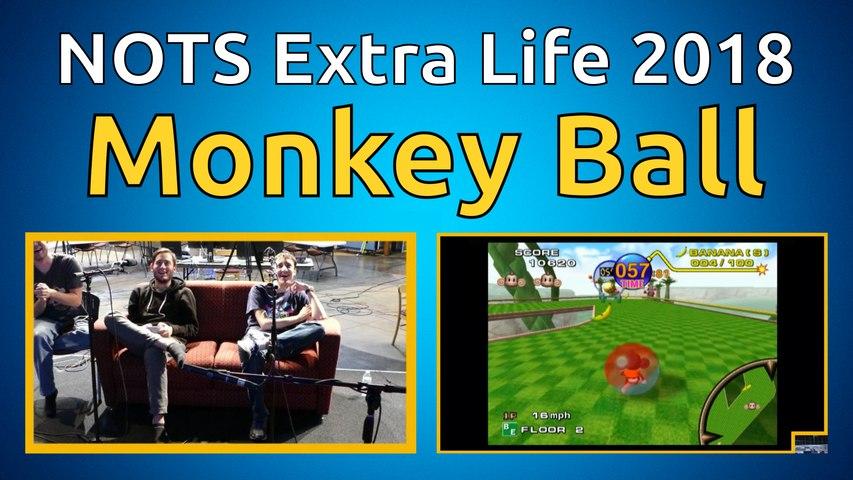 Monkey Ball - Beginner Playthrough
