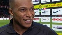 Kylian Mbappé sur la situation de Neymar