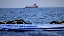 Ocean Viking resgata mais migrantes