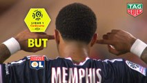 But Memphis DEPAY (36ème) / AS Monaco - Olympique Lyonnais - (0-3) - (ASM-OL) / 2019-20