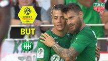 But Romain HAMOUMA (5ème) / Dijon FCO - AS Saint-Etienne - (1-2) - (DFCO-ASSE) / 2019-20