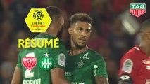 Dijon FCO - AS Saint-Etienne (1-2)  - Résumé - (DFCO-ASSE) / 2019-20