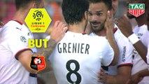 But Jérémy MOREL (6ème) / Montpellier Hérault SC - Stade Rennais FC - (0-1) - (MHSC-SRFC) / 2019-20