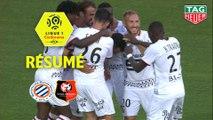 Montpellier Hérault SC - Stade Rennais FC (0-1)  - Résumé - (MHSC-SRFC) / 2019-20