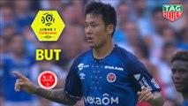 But Hyunjun SUK (90ème) / Olympique de Marseille - Stade de Reims - (0-2) - (OM-REIMS) / 2019-20