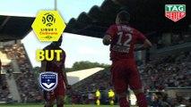 But Nicolas DE PREVILLE (4ème) / Angers SCO - Girondins de Bordeaux - (3-1) - (SCO-GdB) / 2019-20