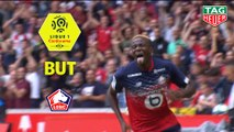But Victor OSIMHEN (19ème) / LOSC - FC Nantes - (2-1) - (LOSC-FCN) / 2019-20