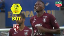 But Habib DIALLO (47ème) / RC Strasbourg Alsace - FC Metz - (1-1) - (RCSA-FCM) / 2019-20