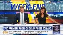 """Photo d'Alain Delon: """"C'est une façon de dire c'est terminé, on n'en parle plus"""""""
