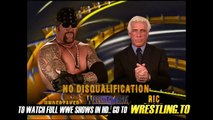 Ric Flair vs. Undertaker ( One On One )  WWF WrestleMania X8