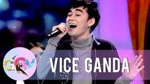 Lucas impersonates local singers | GGV
