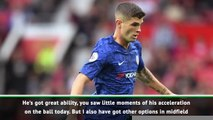Pulisic will be a fantastic player for Chelsea - Lampard