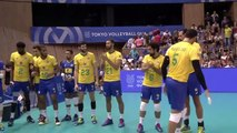 Brazil survive match point and fight back to beat Bulgaria and reach Tokyo 2020