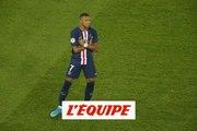 Kylian Mbappé soigne déjà ses stats - Foot - L1 - PSG