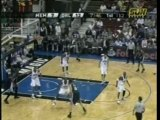 NBA BASKET BALL - Pau gasol dunks on dwight howard