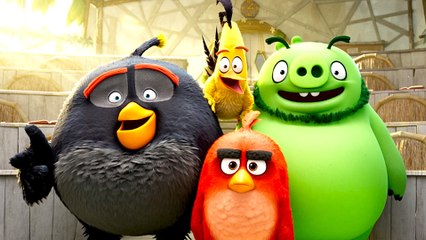 """The Angry Birds Movie 2 - """"Sup Sis"""" Clip"""