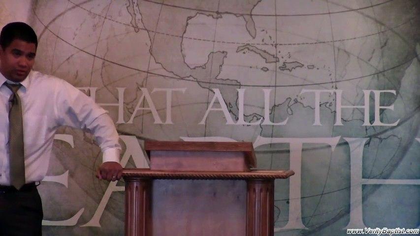 Redeeming the Time  Introduction Pastor Jimenez   VBC Sacramento, CA