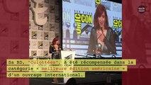 Pénélope Bagieu récompensée par un prestigieux prix de la bande dessinée aux Etats-Unis