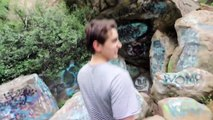 EXPLORING HIDDEN CHARLES MANSON CAVES