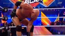 Goldberg vs. Dolph Ziggler Summer Slam 2019