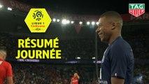 Résumé de la 1ère journée - Ligue 1 Conforama / 2019-20