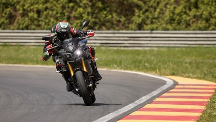 Riding All Of Pirelli's Street Motorcycle Tires In Two Days