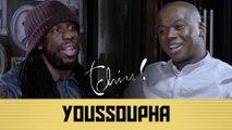"""TCHIN YOUSSOUPHA - Partie 1:  """"L'écriture est venue avant le rap"""""""