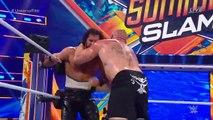 Seth Rollins VS Brock Lesnar Full Match Summerslam 2019 - Dailymotion