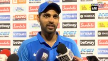 "India vs West Indies,2nd ODI: Bhuvneshwar Kumar Says ""That Two Wickets Are Very Crucial"""