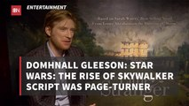 Domhnall Gleeson Knows What Happens In Star Wars Episode 9