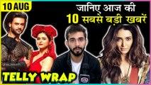 Superstar Singers Independence Day, Sharad - Ripci HONEYMOON, Khatron Ke Khiladi 10 | Top 10 News