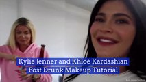 Kylie Jenner And Khloe K's Drunk Recording