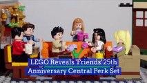 Video Lego Meets 'Friends'