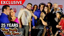 INSIDE VIDEO Salman, Madhuri & Star Cast Talk About Hum Aapke Hain Koun 25 Years | FULL SCREENING