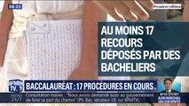 Baccalauréat: 17 personnes ont déposé un recours devant les tribunaux administratifs pour inégalité de traitement