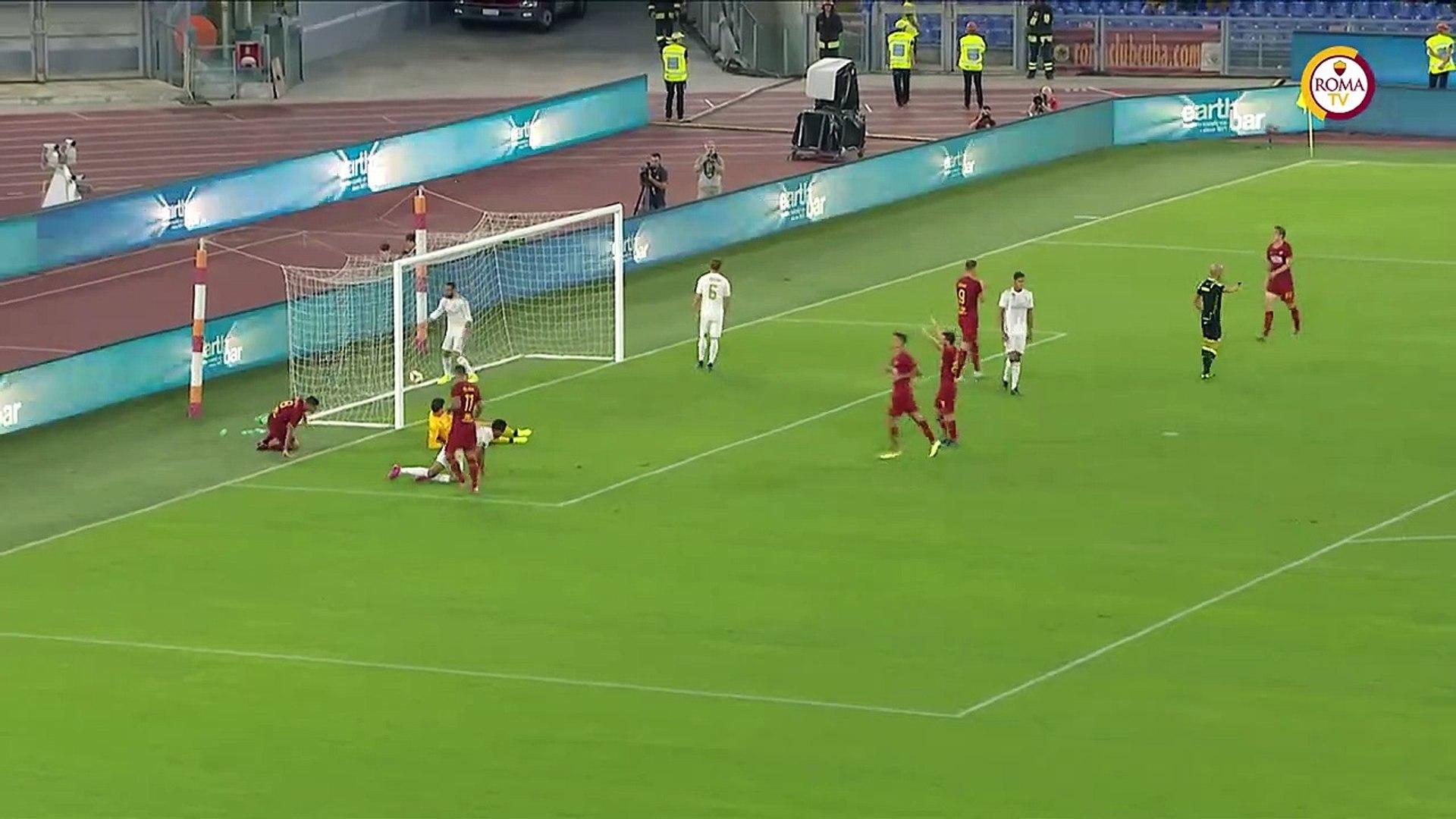 Roma VS Real Madrid 2-2 MATCH HIGHLIGHTS FRIENDLY MATCH HIGHLIGHTS 2019