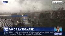 Le choc des habitants du Luxembourg après le passage de la tornade