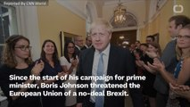 Boris Johnson's Strategy To Scare The European Union Isn't Working
