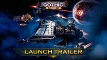 Battlefleet Gothic: Armada - Trailer de lancement