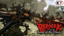Berserk and the Band of the Hawk - Trailer de lancement