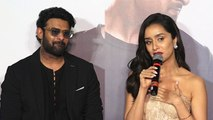 Saaho Trailer: Shraddha Kapoor praises Prabhas; Watch Video | FilmiBeat