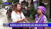 Pag-inom ng alak sa mga pampublikong lugar, isinusulong na ipagbawal