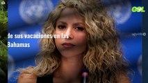 """El descuido de Shakira con un pantalón (y """"¡enseña lo nunca visto!"""")"""