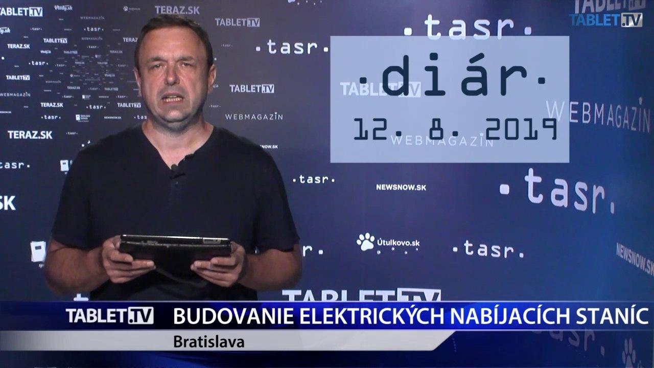 DIÁR: Seminár o budovaní elektrických nabíjacích staníc