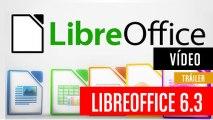 LibreOffice 6.3, novedades