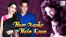 Salman Khan and Madhuri Dixit Celebrate 25 Years Of Hum Aapke Hain Kaun