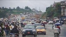 Cameroun : des embouteillages rendent difficile l'accès à Douala