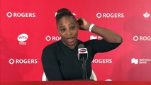 Serena 'officially a fan' of Andreescu after she was consoled by the Canadian following match