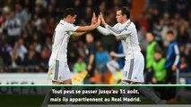 """Transferts - Zidane : """"James et Bale sont des joueurs du Real Madrid"""""""