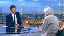 Hugues Aufray raconte le jour où il a remporté un concours de chanson grâce au titre «Le poinçonneur des Lilas» de Serge Gainsbourg - VIDEO